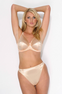 Silhouette Lingerie 'Sirena' Full Cup Satin Underwired Bra ( 9207 )